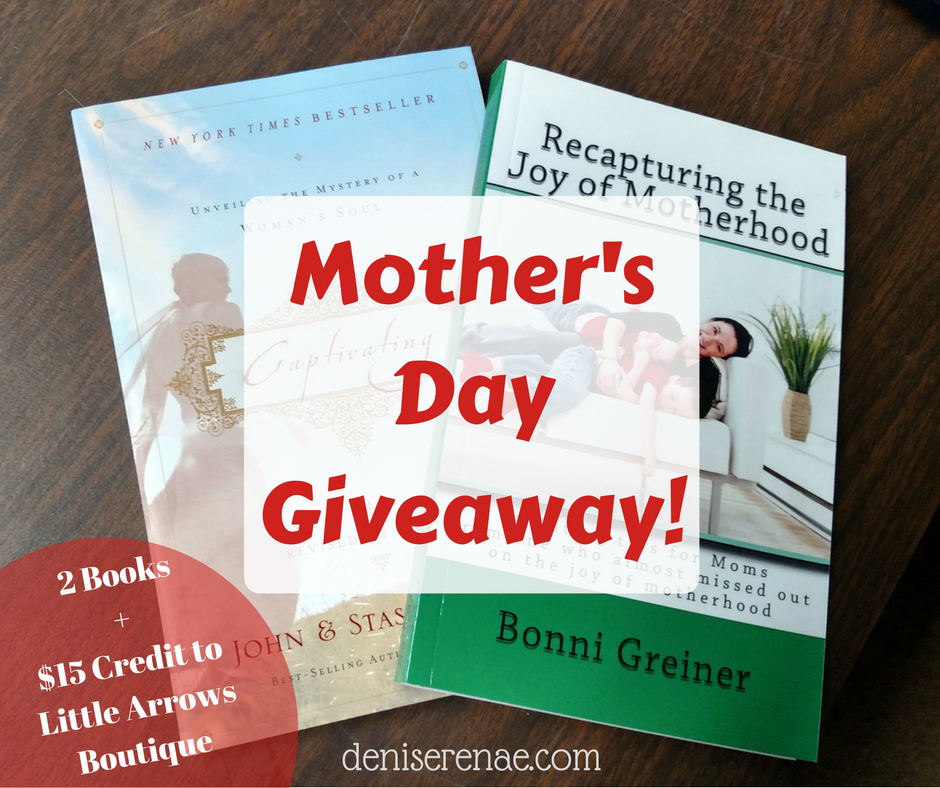 2nd Annual MOTHER'S DAY GIVEAWAY! - Denise Renae
