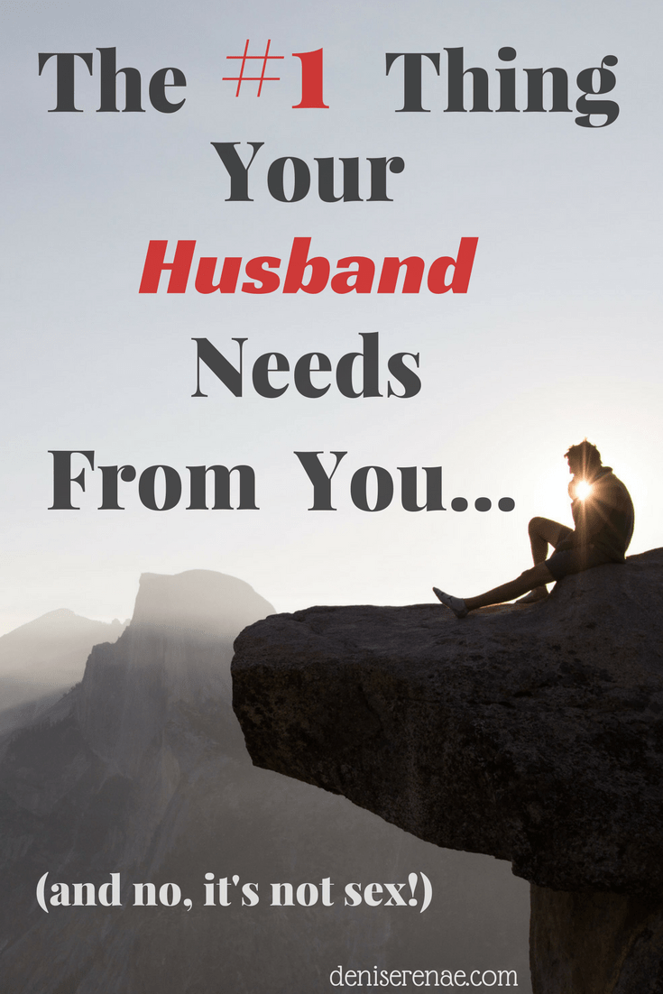 husband needs sex